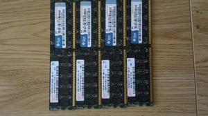 Memoria Servidores Ram Hynix 4gb 2rx4 Pcp 555