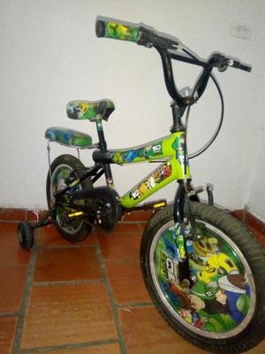 Vendo Cicla para Niño Casi Nueva