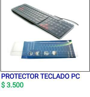 se vende protector de teclado para pc