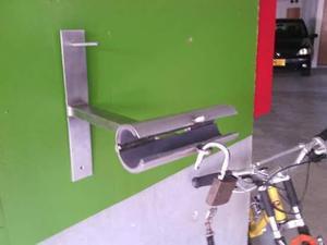 vendo nuevos soportes de seguridad para bicicleta mu