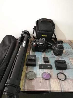 Cámara Nikon D Accesorios |  disparos de uso