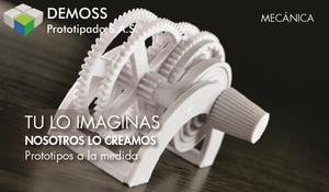 Impresora 3D Impresion 3D