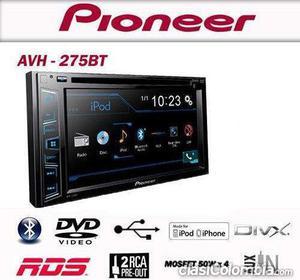 Radio Carro Pioneer Avh 275Bt