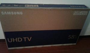Televisor Led 58 Pulgadas Samsung Smartv