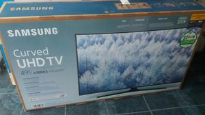 Televisor Samsung 49 Curved Y 4k