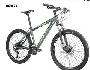 Bicicleta Mtb 27.5 Gw Alligator 9 Vel Hidraulica Mod