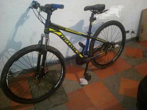Bicicleta Optimus Rin 29aluminio