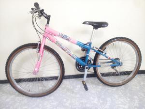 Bicicleta Todo terreno en buen estado rin 24