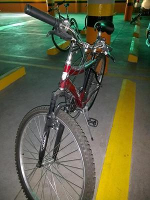 Bicicleta Todoterreno Rin 26 con Accesor