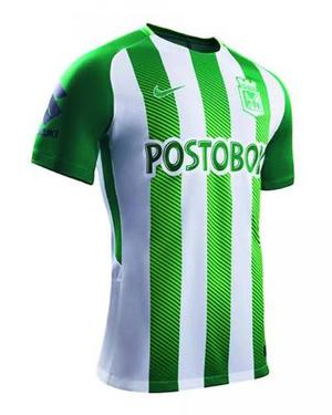 Camiseta Atlético Nacional % Original + Obsequio