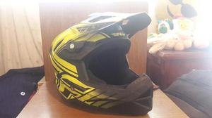 Casco Fly Racing Usado Talla:s 55a65 Cm