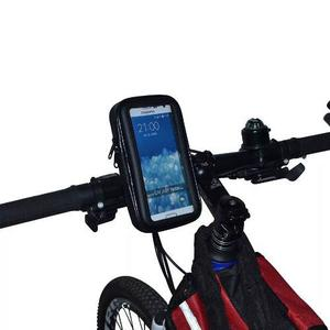Estuche Porta Celular Moto/ Bicicleta Totalmente Impermeable