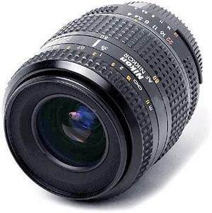 Lente Fx Ff Nikon Fa  F4.0 Mm D D