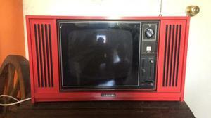 Televisor Antiguo Toshiba