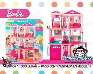 Barbie Dreamhouse Casa De Los Sueños Juguete Niñas