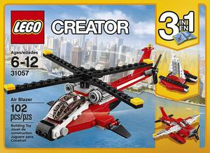 Lego Creator Air Blazer  Building Kit