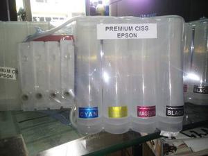 Sistema De Tinta Continuo Epson Vacio *premium*