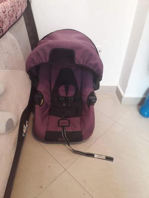 Vendo Silla para Carro de Bebe