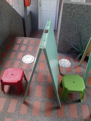 tableros para pintar en jardines infantiles o emprendimiento
