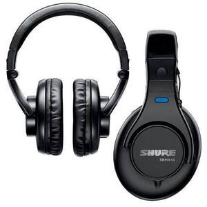 Audifonos Shure Srh440 Estudio Diadema Srh-440 Profesional