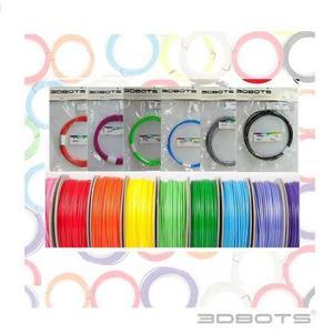 Filamentos Plásticos Impresión 3d Lápiz Pla Abs Premium