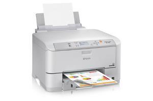 Impresora Multifuncional Epson Workforce Pro Wf-