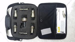 Kit de micrófonos para Batería CAD