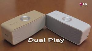 Parlante Bluetooth Lg P% Original.