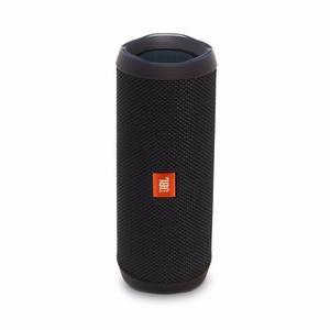 Parlante Jbl Flip 4 Negro Bluetooth Waterproof Bateria 12h N
