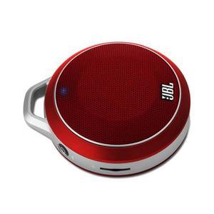 Parlante Portable Jbl Microwireless Rojo