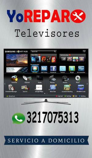 Reparación de Televisores Samsung,sony