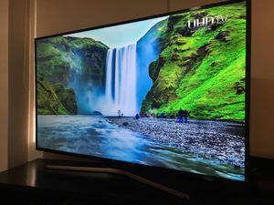 TELEVISOR TV 55 SAMSUNG 4K SERIE 6 ULTRA HD