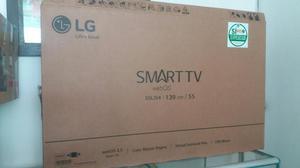 Televisor Lg de 55 Smart Tv con Tdt