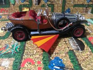 Antiguo Modelo a Escala Corgi Chitty Chitty Bang Britain