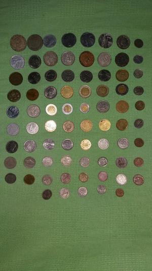 Coleccion de Monedas Varios Paises