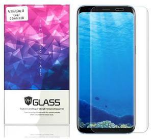 Protector Glass Vidrio Templado Curvo 3d Samsung S8 S8 Plus