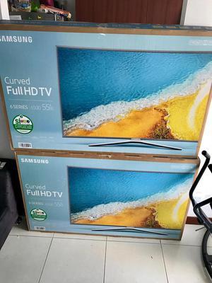 """Led 55"""" Samsung curvo smartv nuevos 55K"""