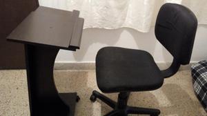 Mesa para Portatil Y Silla