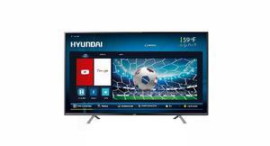 Televisor 4k Hyundai 65 Smart Tv, Uhd,android Hyledi4k