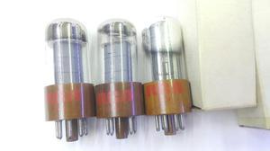 Tubos O Válvulas de Vacio para Radios