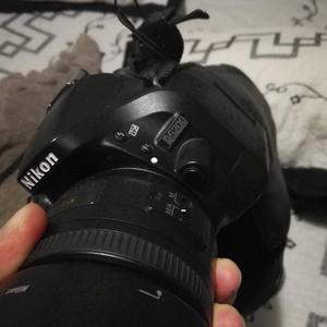 Varios Tipos de Cosas, Camaras Nikon D52