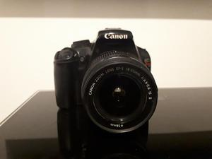 Venta Canon T3 Rebel