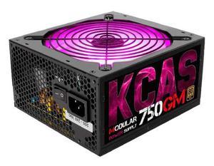 Fuente De Poder Real Aerocool Kcas 750w 80plus Gold Modular