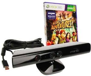 Ganga Kinect xbox 360 como nuevo mas juego original kinect