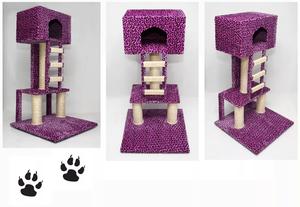Gimnasio para gatos Diseño Suite Imperial