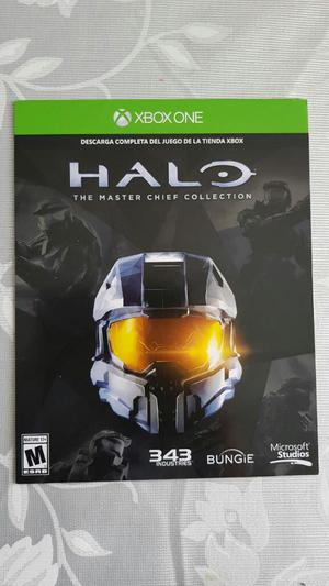 Halo The Master Chief Xbox One Nuevo Dig