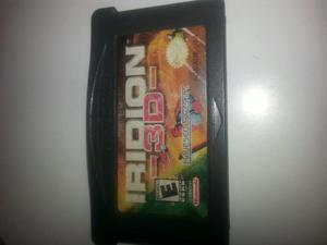 Iridion 3d Gameboy Advanced