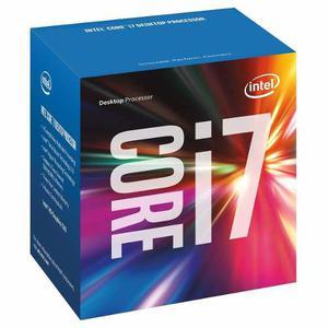 Procesador Intel Core I K Septima Generacion
