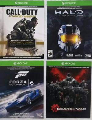 Promocion Juegos Xbox One Nuevos Origina