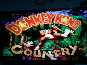 Super Nintendo Original con 8 Juegos con